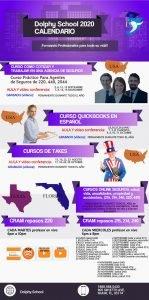 Dolphy School: Cursos de Taxes y Quickbooks 2020